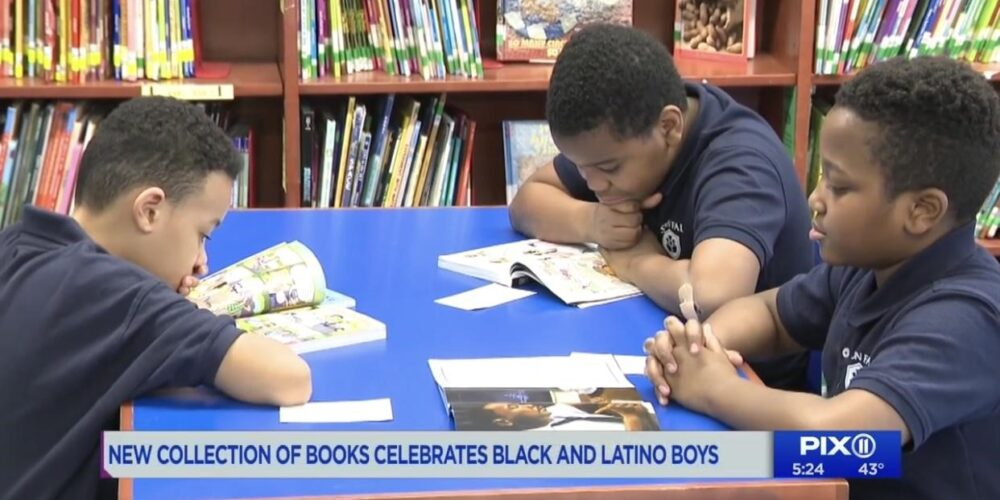 PIX11: A Unique Collection in the Bronx of Black, Latino Male Stories