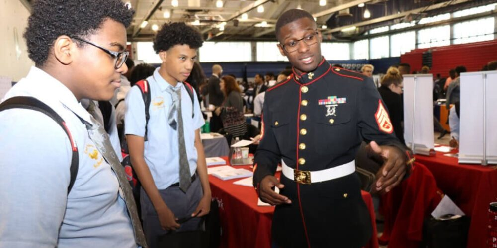Founder of Eagle Academy Schools Compiles Library with Role Models for Students of Color
