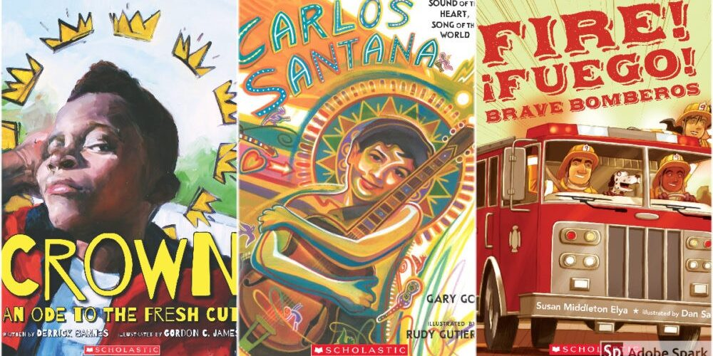Rising Voices Library Highlights Stories Of Black And Latino Boys